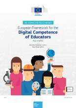 Titelbild Digital Competence for Educators