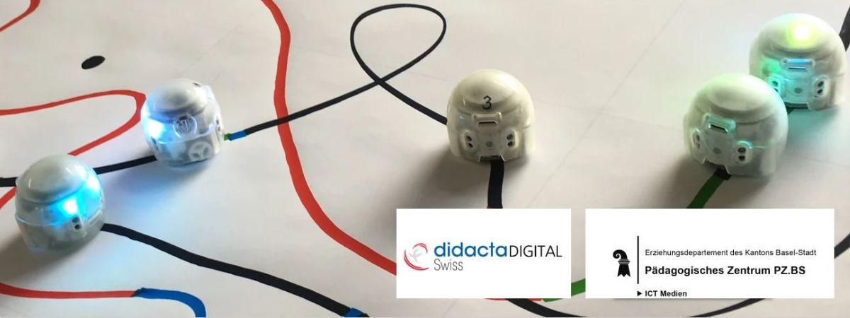 PZ.BS und ICT Medien sind an der DidactaDigital